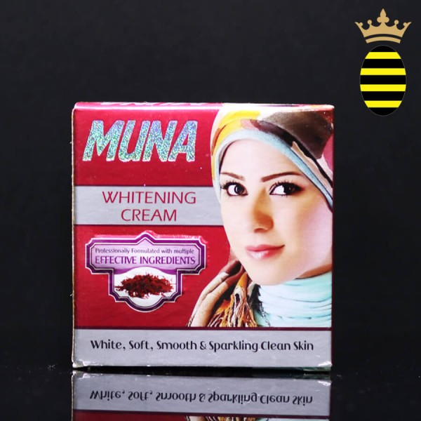 MUNA WHITENING CREAM