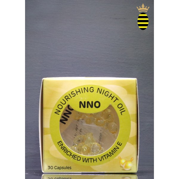 Mega NNO-Nourishing Night Oil Enriched with Vitamin E