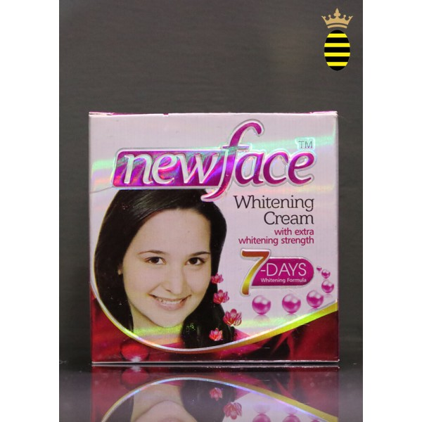 New Face Whitening 20g
