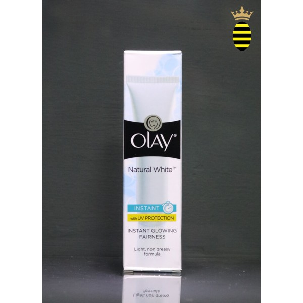 Olay Natural White Instant White with UV Protection
