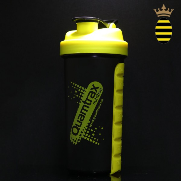 Quamtrax Shaker Bottle 600ml