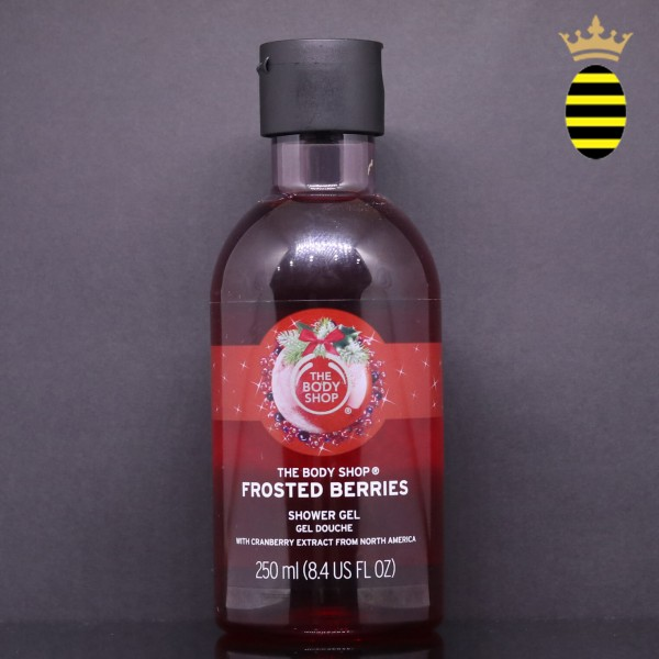 THE BODY SHOP FROSTED BERRIES SHOWER GEL 250ML