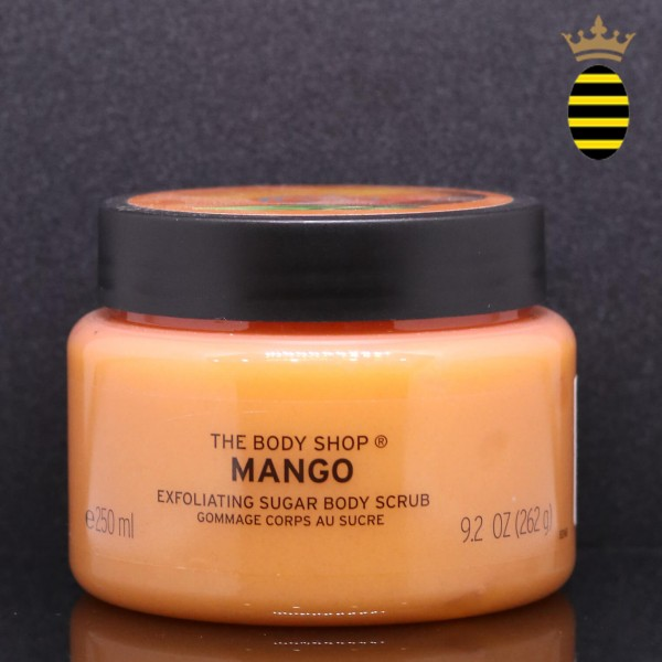 THE BODY SHOP MANGO SCRUB 250ML