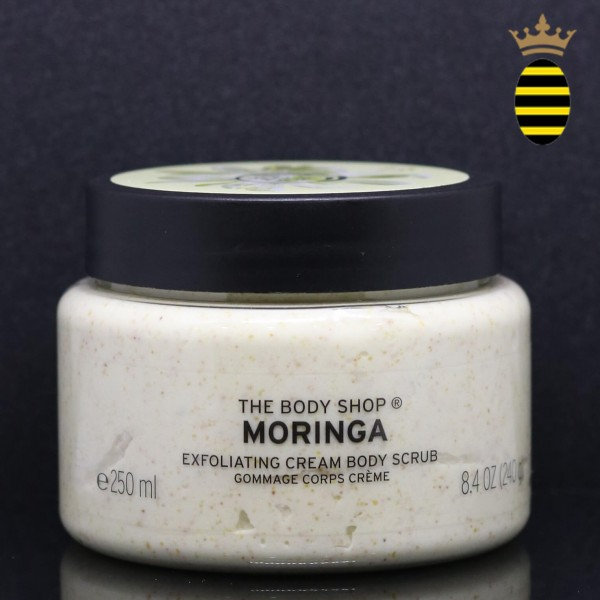 THE BODY SHOP MORINGA BODY SCRUB 250ML