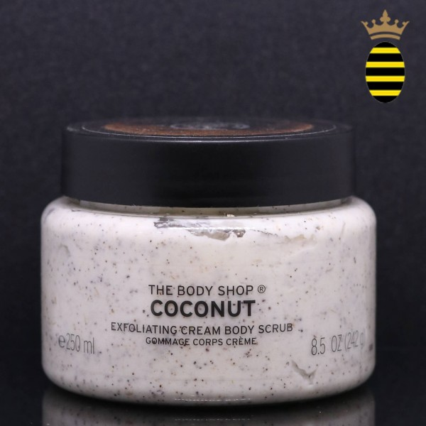 THE BODY SHOP COCONUT BODY SCRUB 250ML