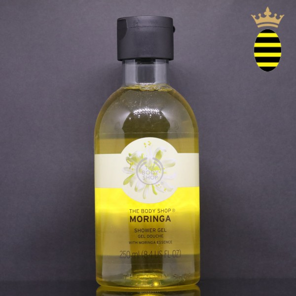 THE BODY SHOP MORINGA SHOWER GEL 250ML