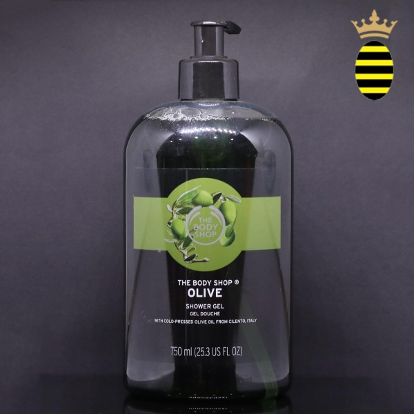 THE BODY SHOP OLIVE SHOWER GEL 750ML