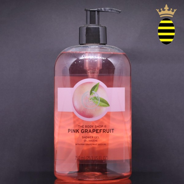 THE BODY SHOP PINK GRAPEFRUIT SHOWER GEL 750ML