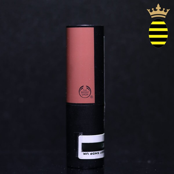THE BODY SHOP NEW SIENNA ROSE MATTE LIPSTICK 430 - 4.1G