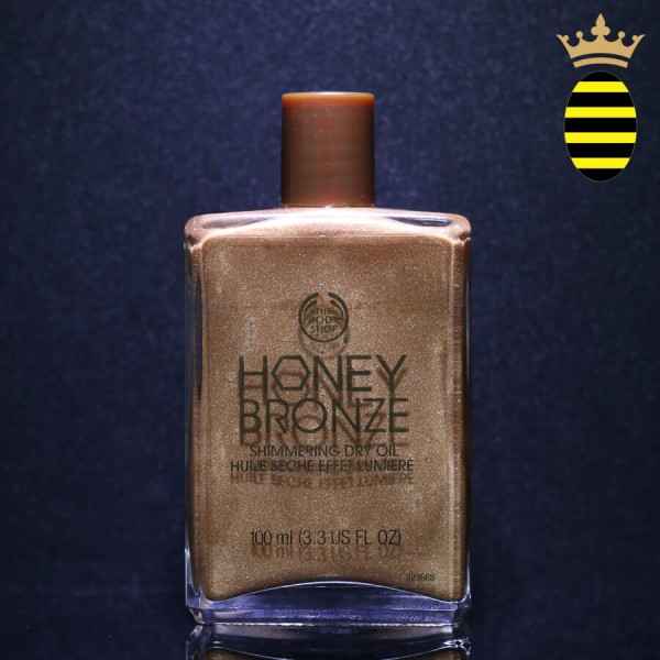 THE BODY SHOP HONEY BRONZE 100ML
