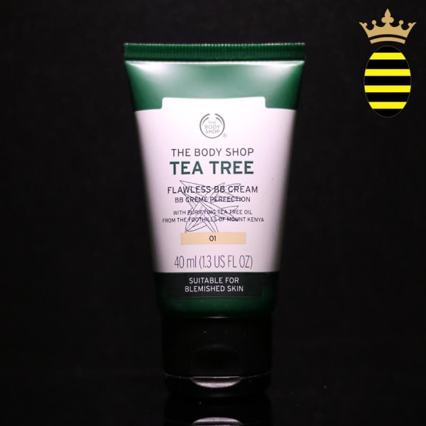 THE BODY SHOP TEA TREE FLAWLESS BB CREAM 01 - 40ml