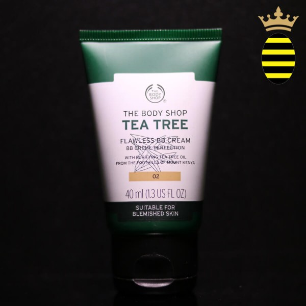 THE BODY SHOP TEA TREE FLAWLESS BB CREAM 02 - 40ml