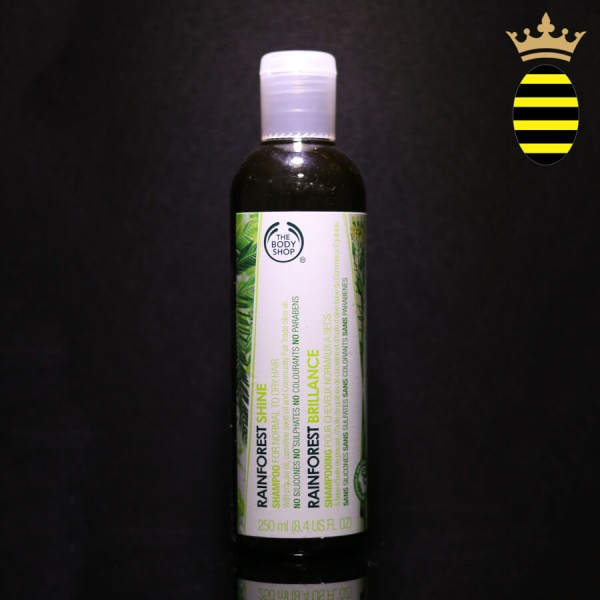 THE BODY SHOP RAINFOREST SHINE SHAMPOO 250ML