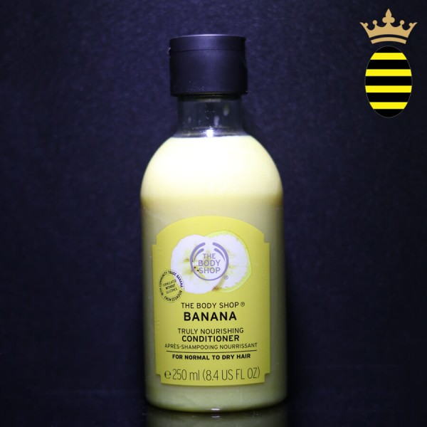THE BODY SHOP BANANA TRULY NOURISHING CONDITIONER 250ML