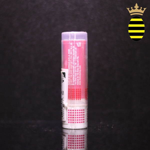THE BODY SHOP BORN LIPPY STICK LIP BALM STRAWBERRY 5G