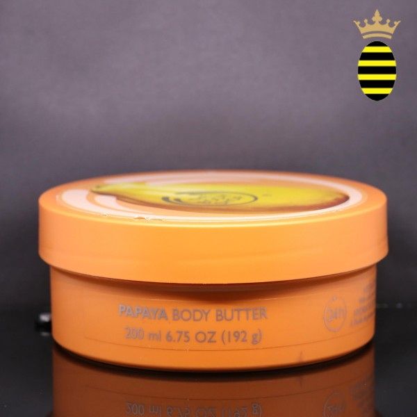 THE BODY SHOP PAPAYA BODY BUTTER 200ML