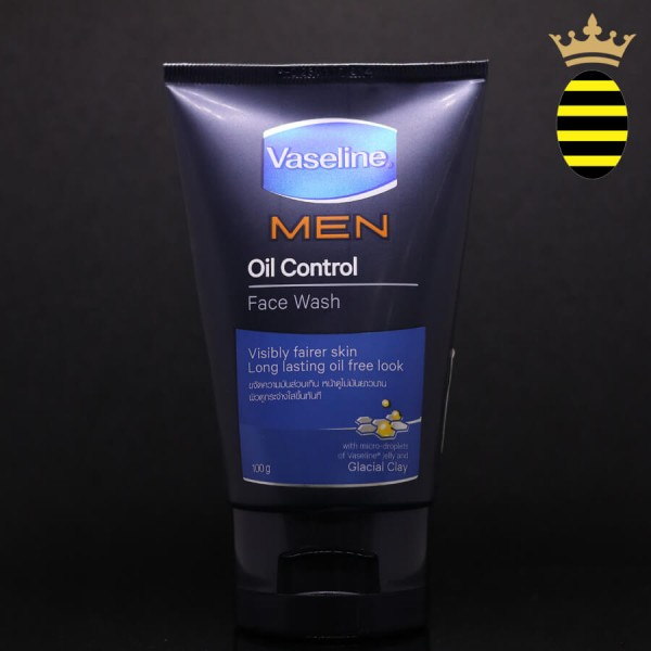 VASELINE MEN OIL CONTROL 100G