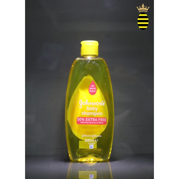 Johnson's Baby Shampoo 50% Extra 300ml