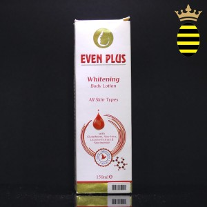 EVEN PLUS WHITENING BODY LOTION 150ml