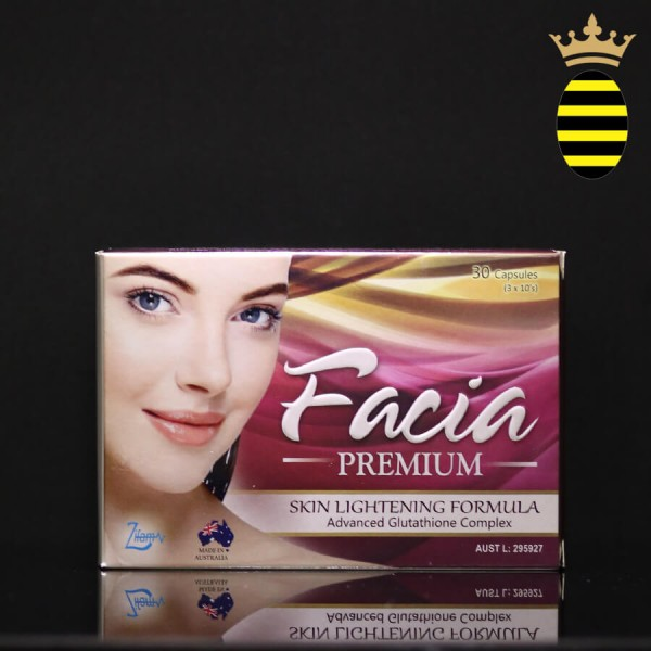 FACIA PREMIUM SKIN LIGHTENING FORMULA
