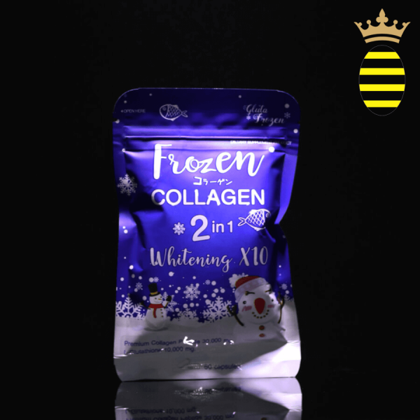 FROZEN COLLAGEN 60 Capsules.