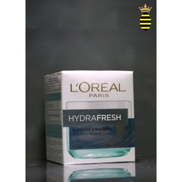 L'Oreal Paris Hydrafresh Supreme Emulsion