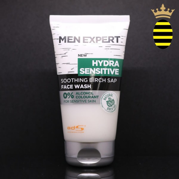 L'OREAL MEN EXPERT HYDRA SENSITIVE SOOTHING BIRCH SAP FACE WASH 150ML