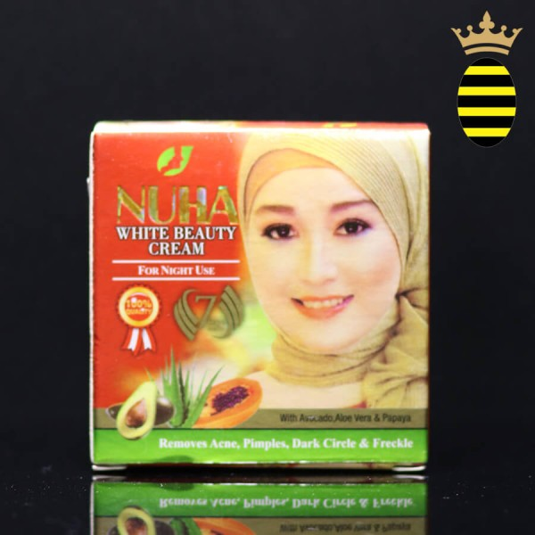 NUHA WHITE BEAUTY CREAM