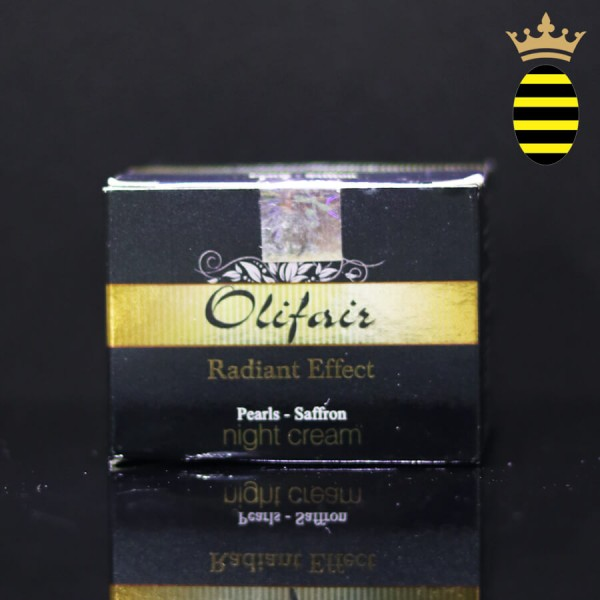 Olifair Radiant Effect (Night Cream)