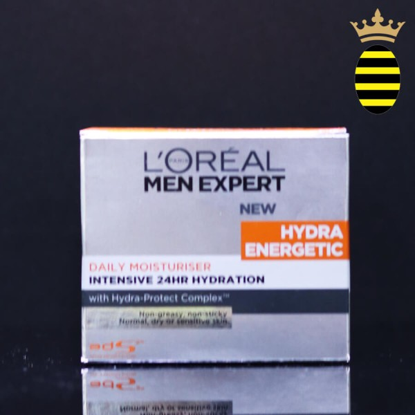 L'Oréal Men Expert Hydra Energetic Daily Moisturiser 50ml