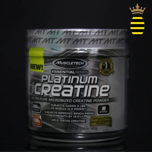 MuscleTech Platinum Creatine 402g