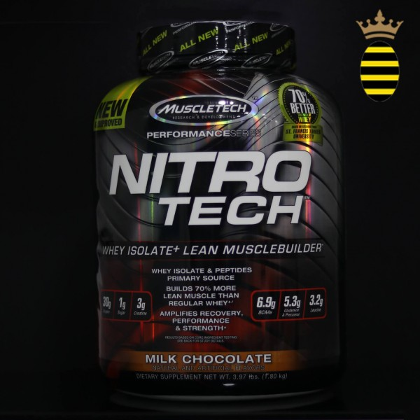 Muscletech Nitro Tech Milk Chocolate 907g