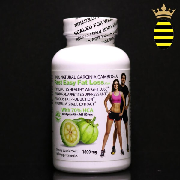FAST EASY FAT LOSS 1600MG